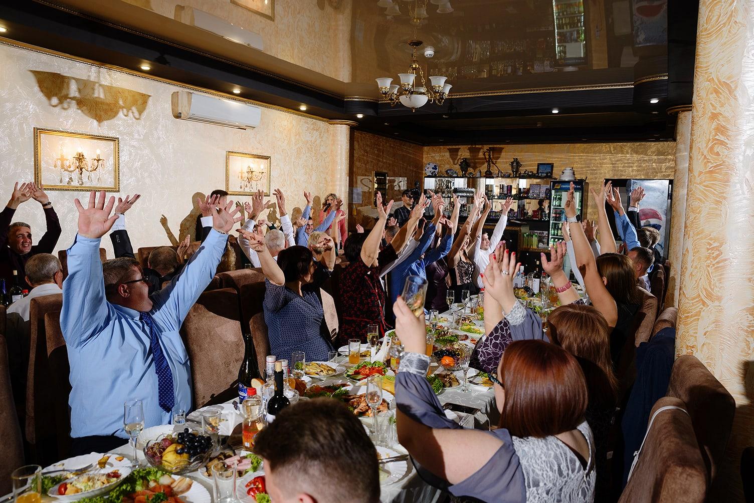 Свадьба в Курске